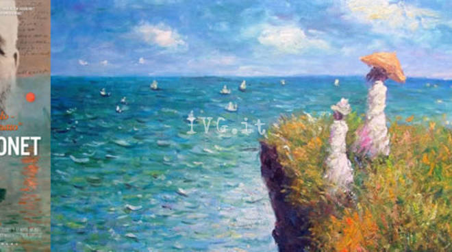 Savona - Domani al NuovoFilmStudio:  Io, Claude Monet (I, Claude Monet)