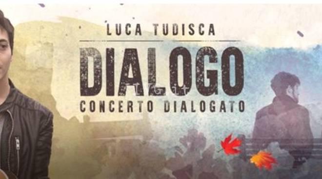 Sabato 20 maggio Dialogo – Concerto Dialogato con Luca Tudisca al circolo Chapeau di Savona