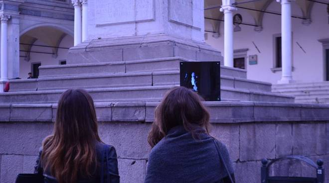 """A Genova, arte pubblica per una riflessione sul tema della prigionia: \""""Prisoners\"""""""