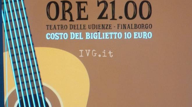 """""""CANZONE D'AUTORE\""""  al Teatro delle Udienze"""