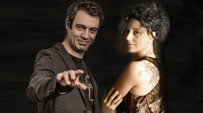 """Andrea Pozza Elisa Tomellini Duo per 2 Pianoforti  """"Un viaggio nel tempo tra Classica e Jazz"""""""
