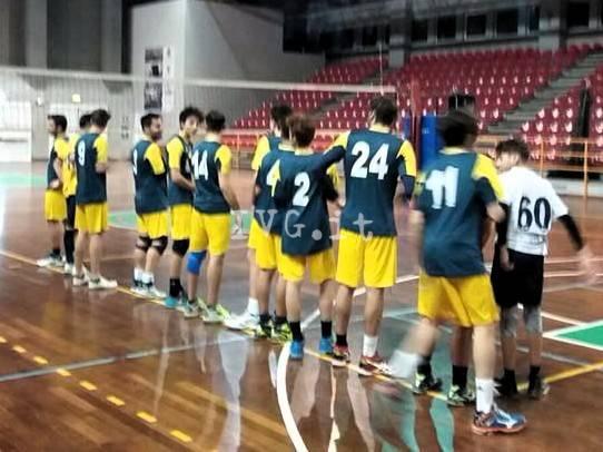 1^ Divisione Maschile perde 3 a 0 a Vado contro il Sabazia
