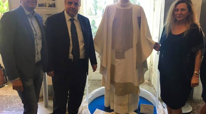 Casula per Papa Francesco