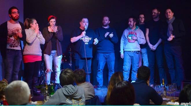 Chapeau Comedy League