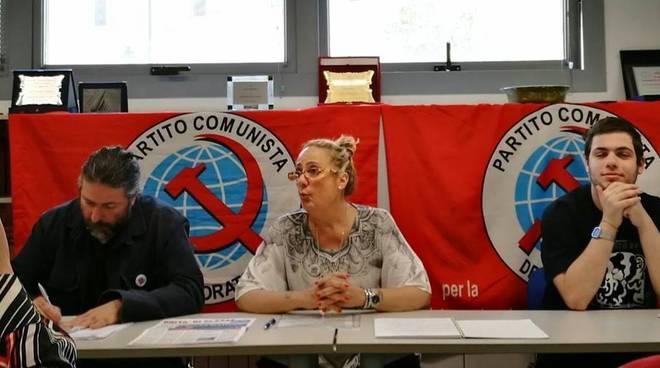 Cinzia Ronzitti, candidata sindaco Pcl