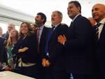 conferenza stampa lista forza italia