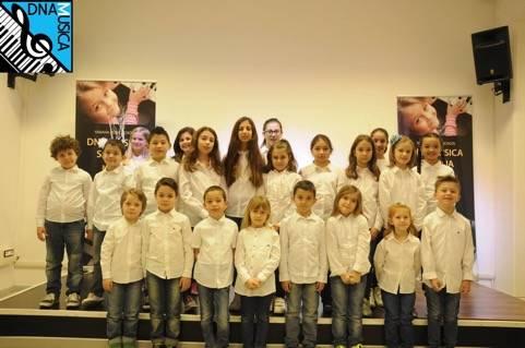 coro Dna Musica Savona