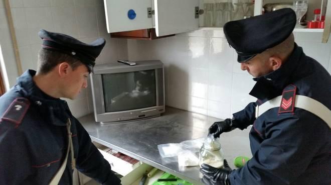 Arresto Spacciatore Cairo Montenotte Carabinieri
