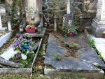 Degrado cimitero Voltri