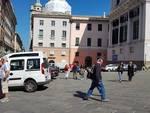 degrado piazza matteotti