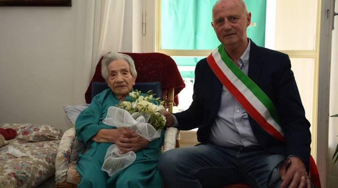 filomena 101 anni