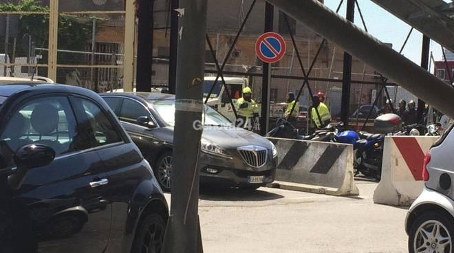Fuga di gas nel porto di Genova: evacuata la facoltà di Economia