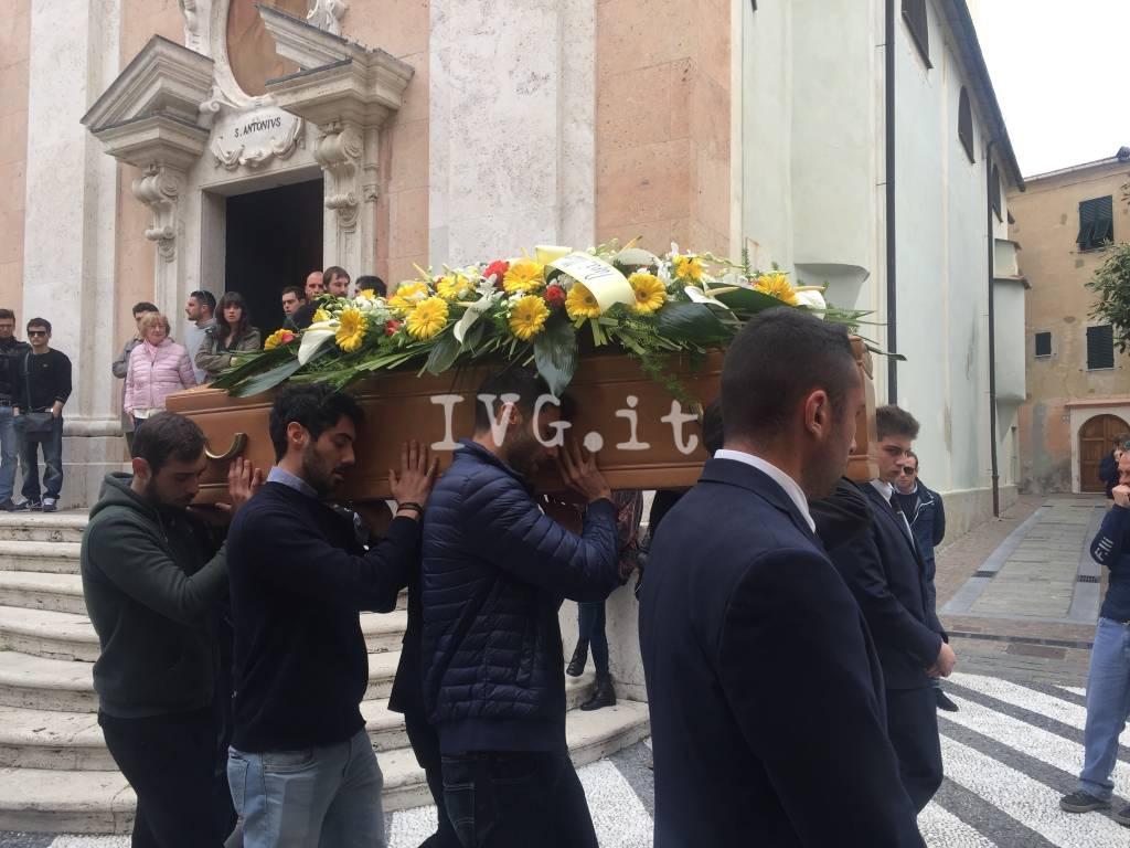 Funerale Alessandro grandis