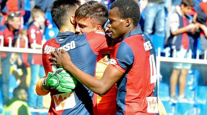 Genoa Vs Inter Serie A