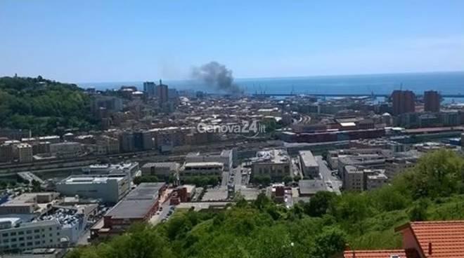 gru incendio porto