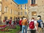 I passeggeri delle navi di Costa Crociere in escursione ad Albenga