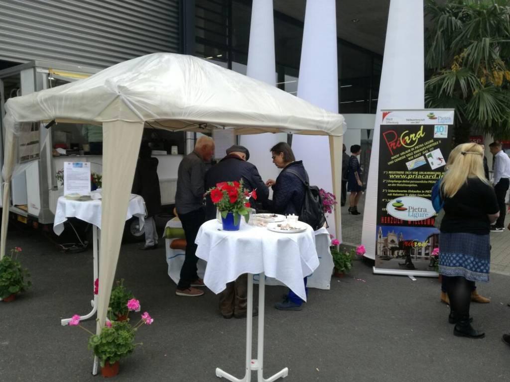"""Il Pria Project alla """"Badische Wein Messe"""" di Offenburg"""