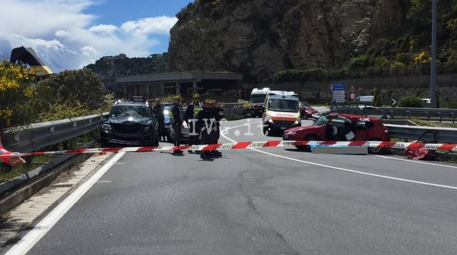 Incidente mortale a Bergeggi