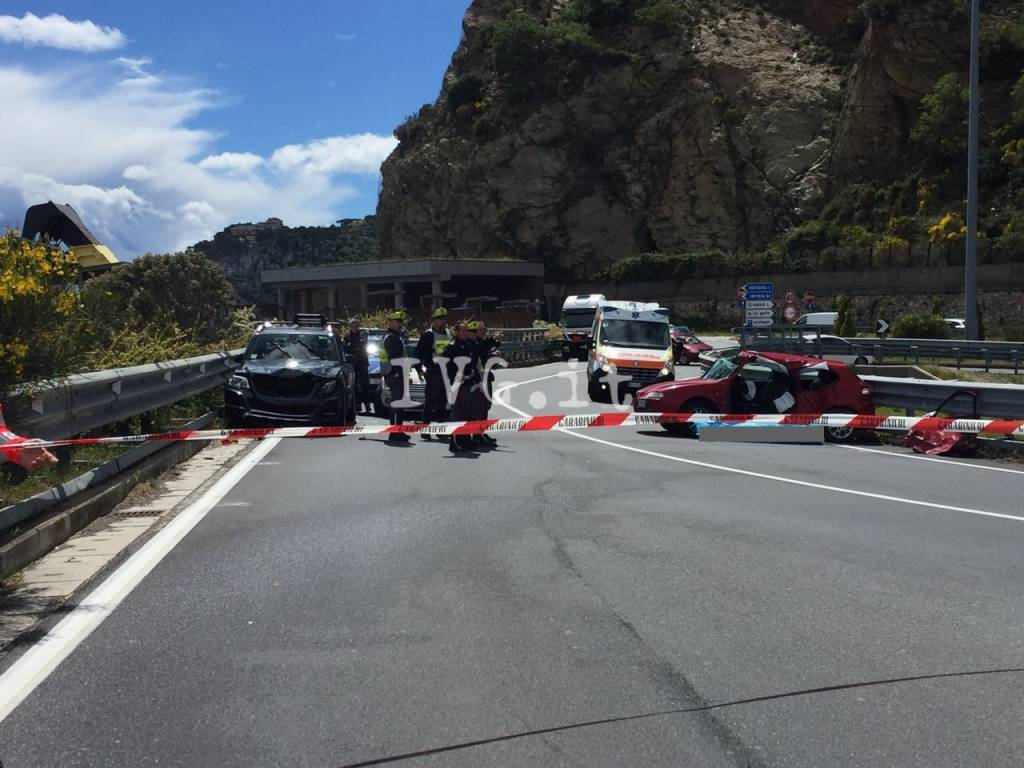 Incidente mortale a Bergeggi