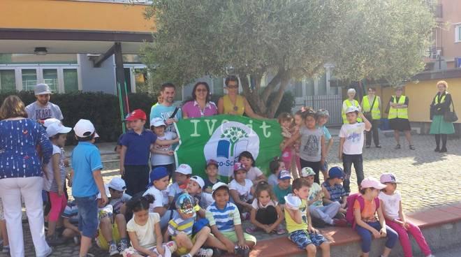 Loano, consegna della Bandiera Verde