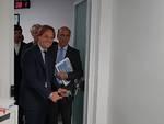 Marco Scajola inaugura nuova sede Arte