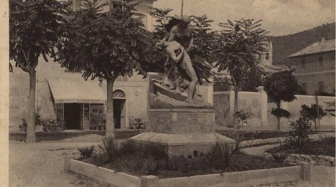 monumento transylvania spotorno