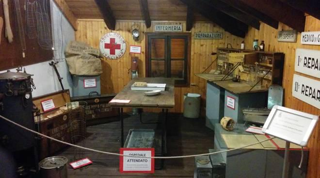 museo storico croce rossa campomorone
