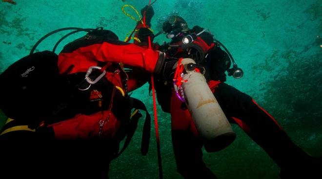 palombari incursori marina
