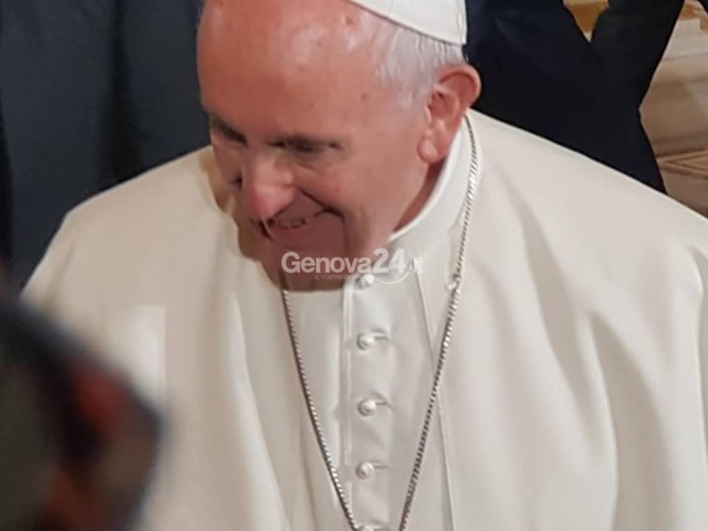 Papa alla Guardia