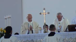 Papa Francesco a Genova