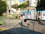 Papa Francesco a Genova: slalom per prendere il bus