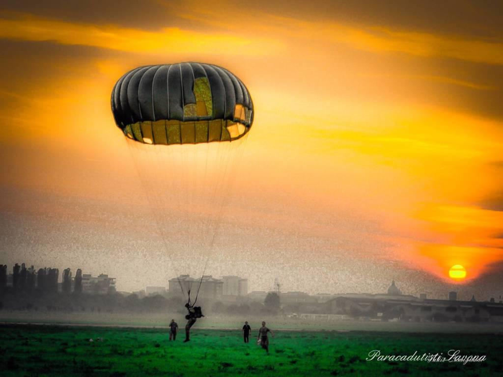 paracadutisti di Savona