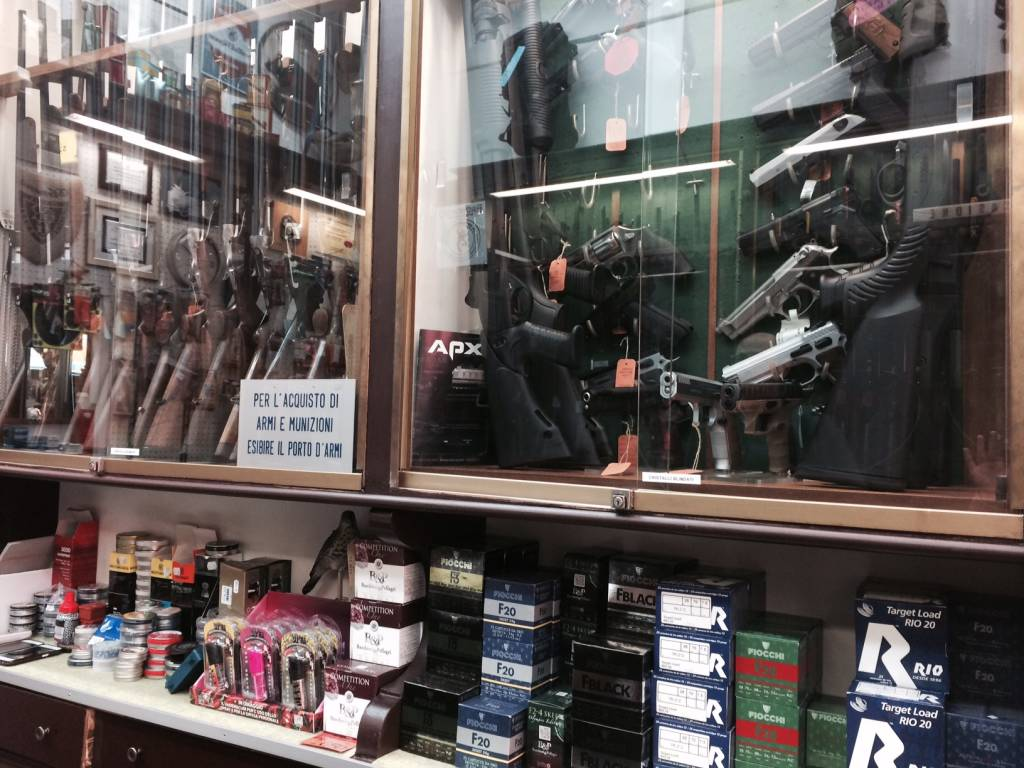 pistole armi da difesa
