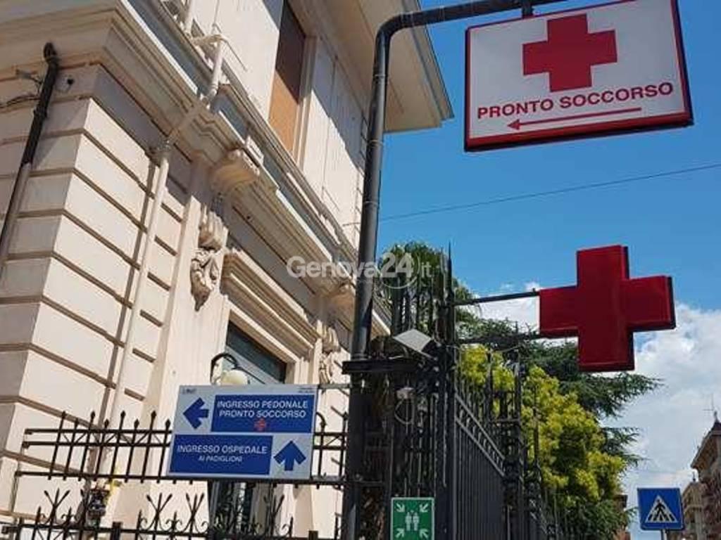 Pronto soccorso Villa Scassi
