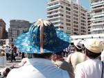 proteggersi dal sole per papa francesco