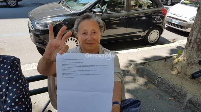 protesta nonne foce