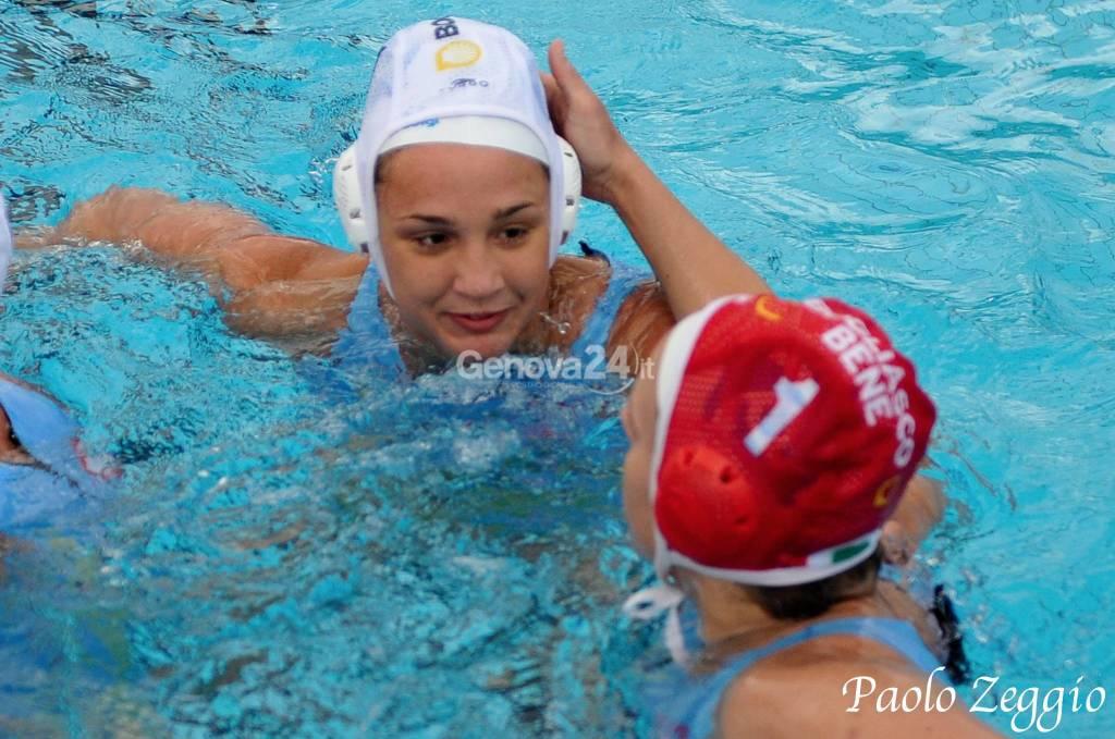 Rapallo Final Six pallanuoto femminile   Bogliasco Vs Roma
