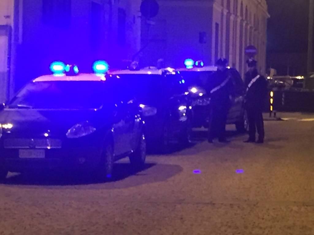 Savona, controlli carabinieri 5 maggio