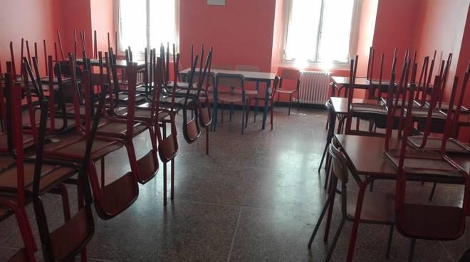 Sciopero mense scolastiche