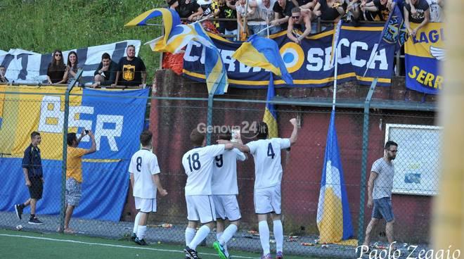 Serra Ricco Vs Campomorone S.O Finale Play Off Promozione