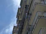 Sospetto incendio d'appartamento a Borghetto
