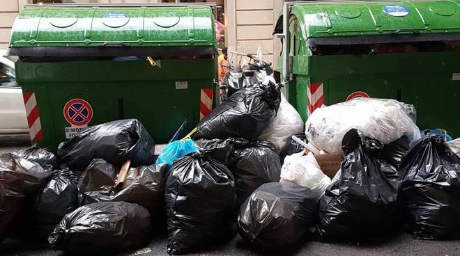 spazzatura centro