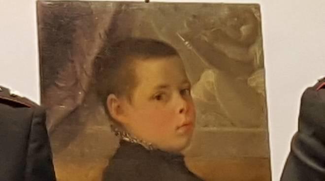 testa di fanciullo barocci