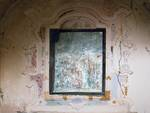 """Un affresco """"perduto"""" ritrovato in una chiesa di Onzo"""