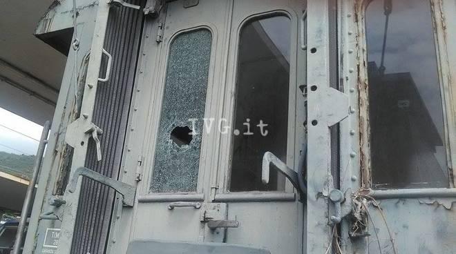 vandalismo degrado stazione savona