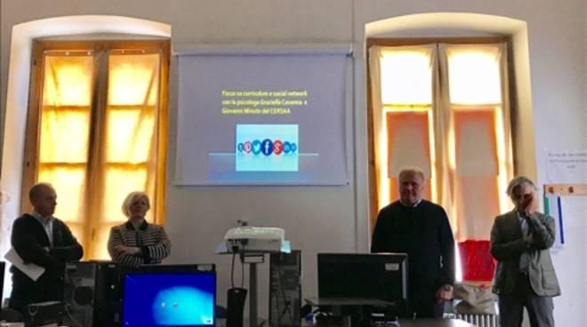 Focus su curriculum e social network Agrario Albenga