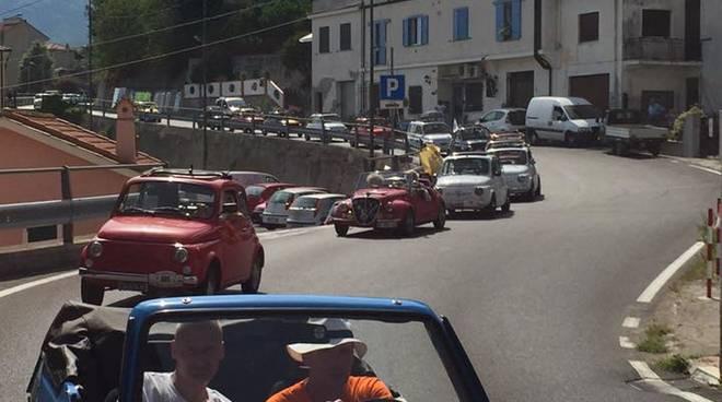 Raduno Fiat 500 Tovo San Giacomo