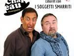 """Cabaret con """"Il Peggio dei Soggetti Smarriti"""""""