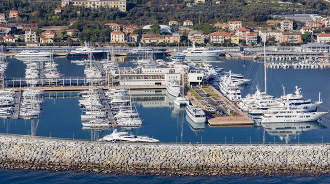 Marina di Loano Aerea
