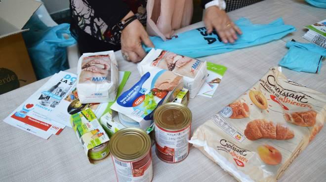 Raccolta Solidale Coop Liguria